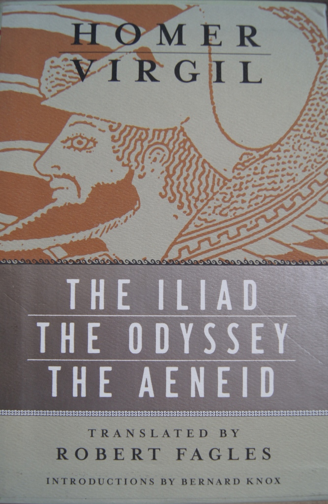 a comparison of the odyssey and the aeneid The aeneid and the odyssey are similar because they both teach about life and how to tame (handle) it.